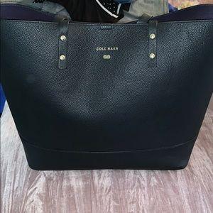 Cole Haan over sized shoulder bag